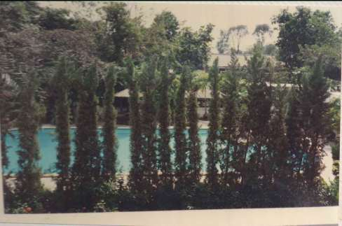 Swimming Pool at P&P Residences
