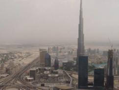 Burj Al Khalifa.