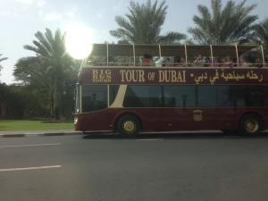 Dubai Bus.