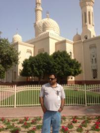 Jumeira Mosque.