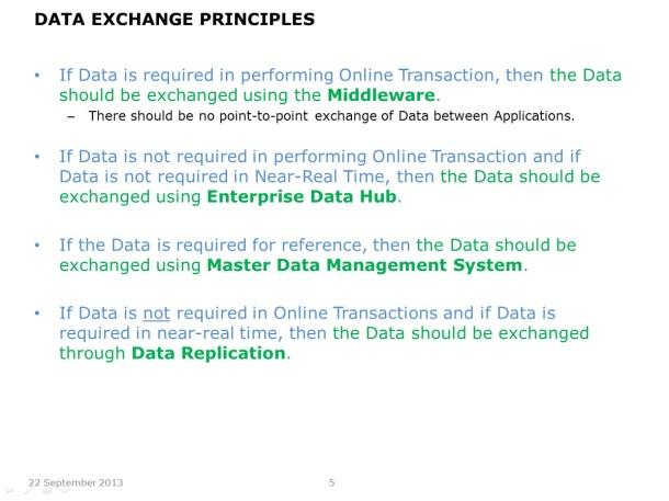 Centralising Master Data - Slide 5