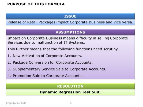 Dynamic Regression Suit - Slide 3