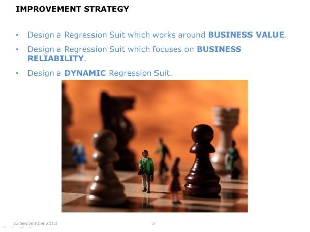 Dynamic Regression Suit - Slide 5