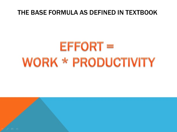 Increasing Efficiency – Slide 2