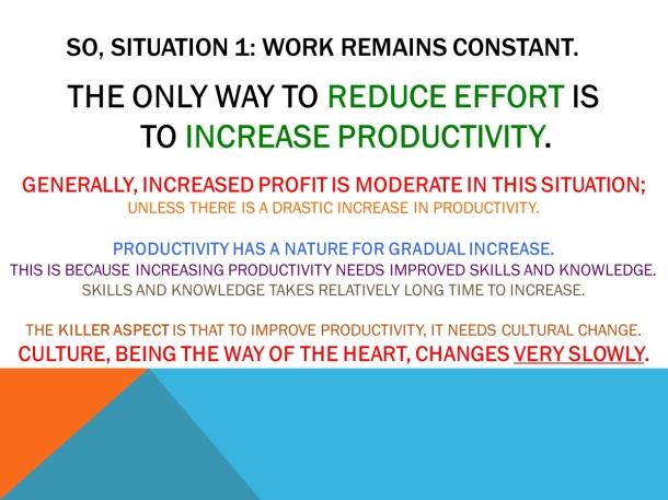 Increasing Efficiency – Slide 6
