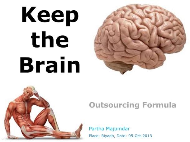 Keep The Brain – Slide 1