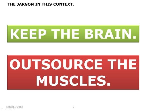Keep The Brain – Slide 4
